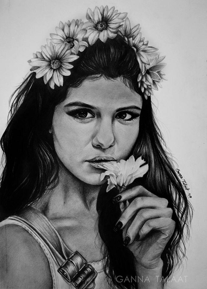 Selena Gomez por ganna